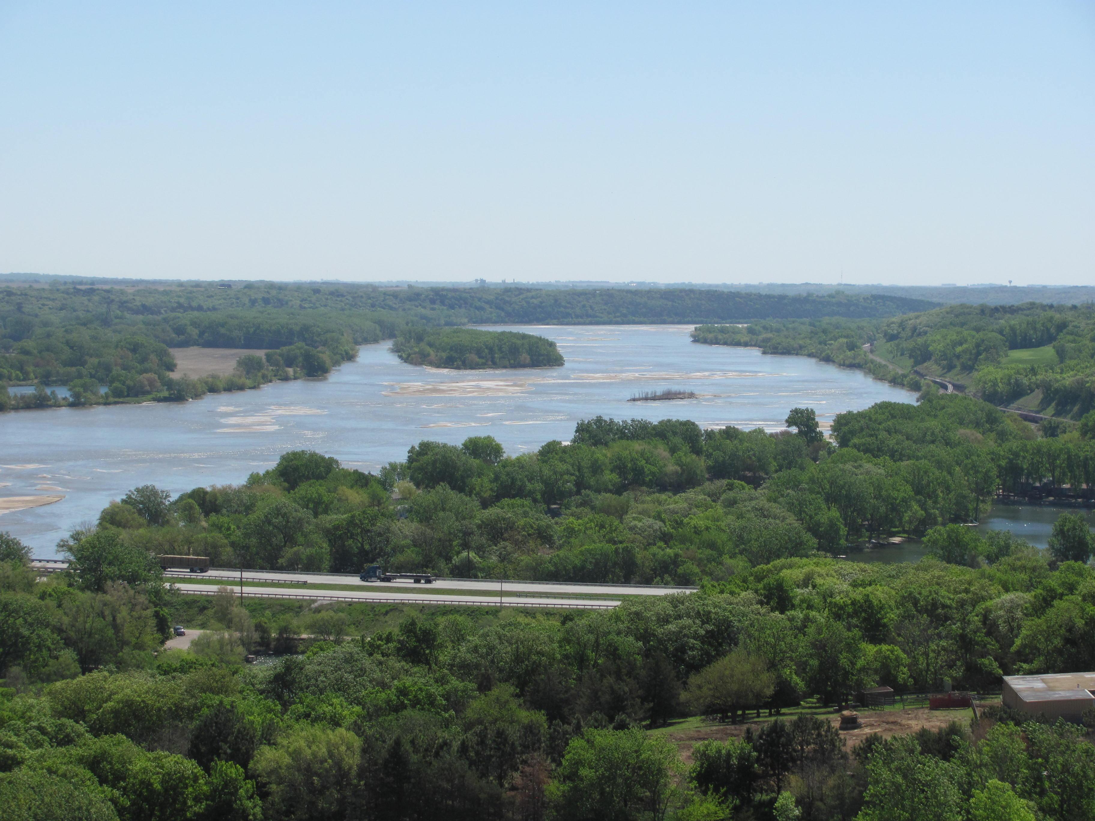 platte river cass county