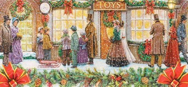Victorian Christmas on Main Street