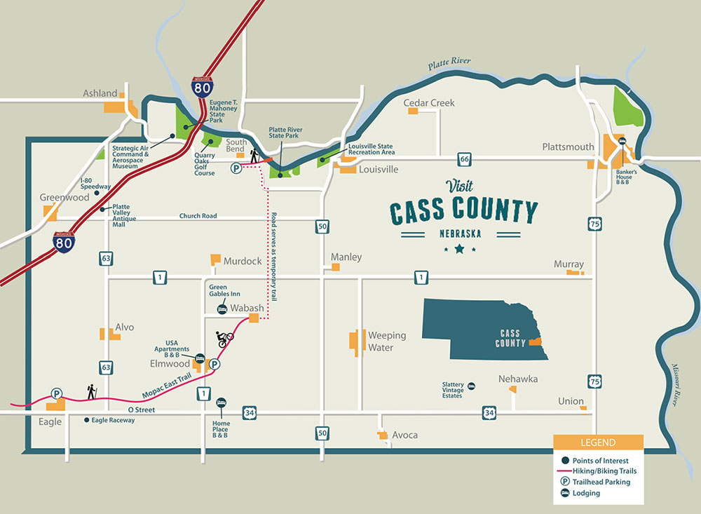 Discover Cass County